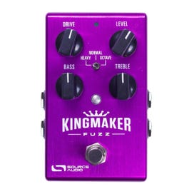 Image for One Series Kingmaker Fuzz Guitar Effect Pedal from SamAsh