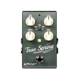 Image for True Spring Reverb Pedal w/ Tap Switch from SamAsh