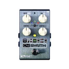 Image for C4 Synth Guitar Effect Pedal from SamAsh