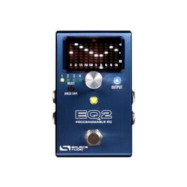 Image for EQ2 Programmable Equalizer Guitar Effect Pedal from SamAsh
