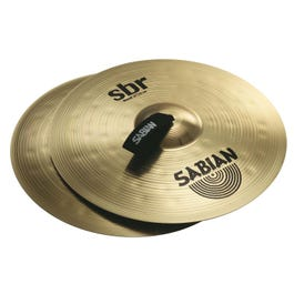 "Image for SBR 14"" Band Hi-Hat Cymbal Pair from SamAsh"