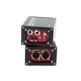 Switchcraft SC-702CT Stereo A/V Direct Box with Custom Transformer