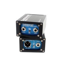 Switchcraft SC800CT 800 Series Instrument Direct Box, Custom Transformer