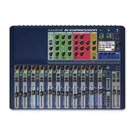 Image for Si Expression 2  24-Channel Digital Audio Mixer from SamAsh