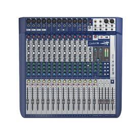 Image for Signature 16 - 16 Channel Mixer from SamAsh
