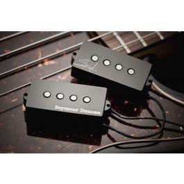 Image for Steve Harris Signature P-Bass® SPB-4 from SamAsh