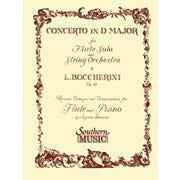 Southern Music Boccherini Flute Concerto in D Major (Grade 3)