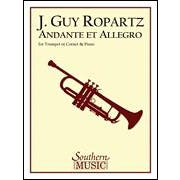 Image for Andante and Allegro  -Trumpet from SamAsh