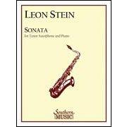 Hal Leonard Stein Sonata for Tenor Saxophone