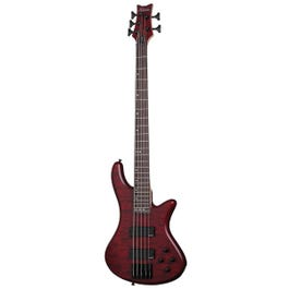 Image for Stiletto Custom-5 5 String Bass Guitar from SamAsh