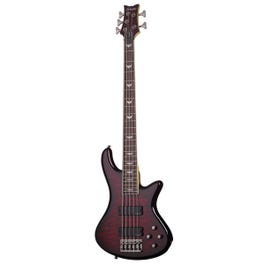 Image for Stiletto Extreme-5 5 String Bass Guitar from SamAsh