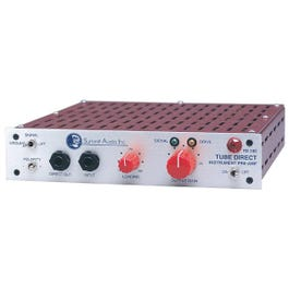 Image for TD100 Instrument Preamp and Tube Direct Box from SamAsh