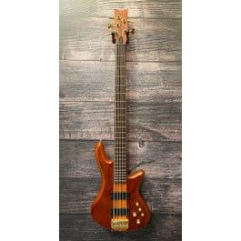 Schecter Stiletto Studio 5 Bass Guitar