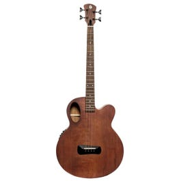 Image for Timbre 4 Jr. Short-Scale Acoustic-Electric Bass Guitar from SamAsh