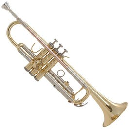 Image for TR711 Prelude Bb Student Trumpet (Gold Lacquer) from SamAsh