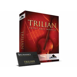 Image for Trilian Bass Module Virtual Instrument from SamAsh