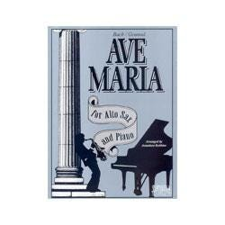 Image for Ave Maria for Alto Sax & Piano / Bach Gounod from SamAsh