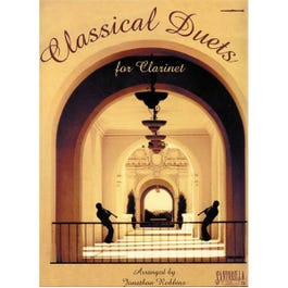 Image for Classical Duets for Clarinet from SamAsh