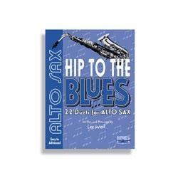 Image for Hip to the Blues-22 Duets for Alto Sax (Book) from SamAsh
