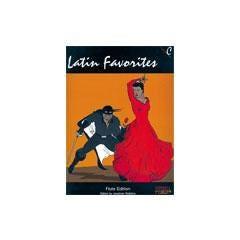 Image for Latin Favorites for Flute from SamAsh