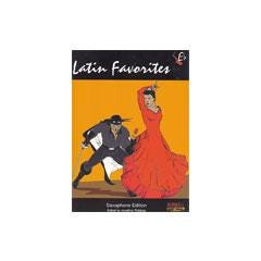 Image for Latin Favorites for Alto Sax from SamAsh