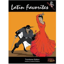 Image for Latin Favorites for Trombone (Bass Clef) from SamAsh