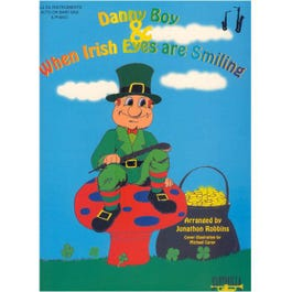 Image for Danny Boy & When Irish Eyes Are Smiling (Eb Instruments) from SamAsh
