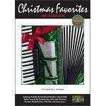 Santorella Publications Christmas Favorites for Accordion with CD