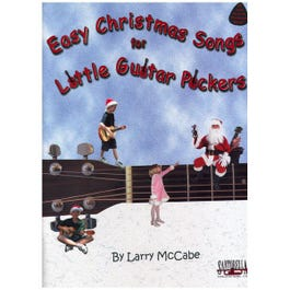 Image for Easy Christmas Songs for Little Guitar Pickers from SamAsh