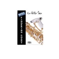 Image for Basic Fingering Chart For Alto Saxophone from SamAsh