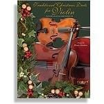Santorella Publications Traditional Christmas Duets For Violin With CD