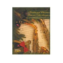 Image for Traditional Christmas Duets for Alto Saxophone (Book and CD) from SamAsh