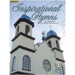 Image for Inspirational Hymns for Trombone - Bass Clef (Book & CD) from SamAsh