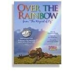Santorella Publications Over The Rainbow for String Quartet-Complete with 2 CDs