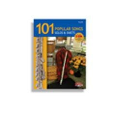 Image for 101 Popular Songs * Solos & Duets For Flute (Book and CD) from SamAsh