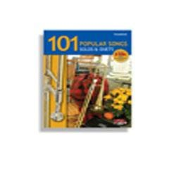 Image for 101 Popular Songs * Solos & Duets For Trombone (Book and CD) from SamAsh