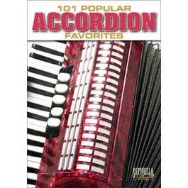 Santorella Publications 101 Popular Accordion Favorites