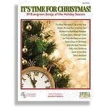Santorella Publications It's Time for Christmas - Easy Piano Edition with CD