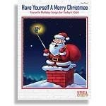 Santorella Publications Have Yourself a Merry Christmas for Easy Piano