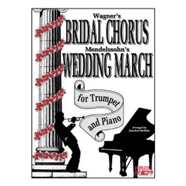 Image for Bridal Chorus & Wedding March 2in1 (Trumpet & Piano) from SamAsh