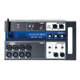 Image for Ui-12 - 12 Input Remote-Controlled Digital Mixer from SamAsh