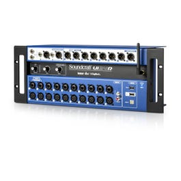 Image for Ui24R 24-Channel Digital Mixer/Recorder w/Wireless Control and USB from SamAsh