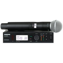 Image for ULXD2 Digital Handheld Wireless Transmitter with SM58 Microphone from SamAsh