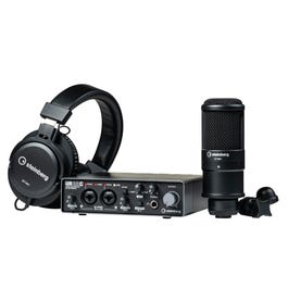 Image for UR22C Recording Pack with Mic and Headphones from SamAsh