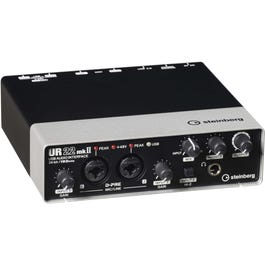 Steinberg UR22mkII 2 x 2 USB Audio Interface