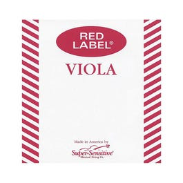 Image for Red Lable Single Viola Strings (Assorted Sizes) from SamAsh