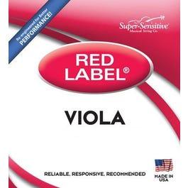 Image for Red Label Viola String Set (Assorted Sizes) from SamAsh