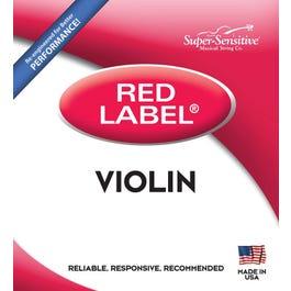 Image for Red Label Violin String Set from SamAsh