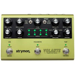 Image for Volante Magnetic Echo Machine Delay Effects Pedal from SamAsh