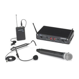 Image for Concert 288 All-In-One Dual-Channel Wireless System from SamAsh